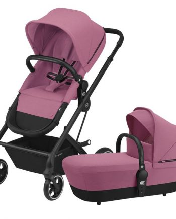Cybex Balios S 2in1 Duovagn (Magnolia Pink)