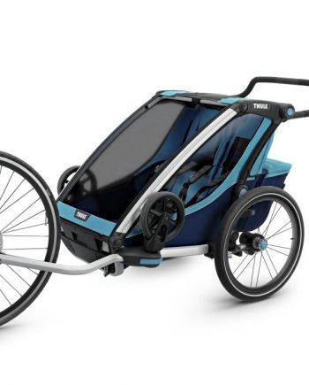 Thule Chariot Cross 2 Cykelvagn (Blue)